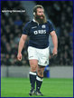 Geoff CROSS - Scotland - International Rugby Matches for Scotland.