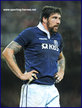 Jim HAMILTON - Scotland - International rugby caps for Scotland.