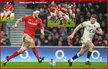 Aaron SHINGLER - Wales - International Rugby Union Caps.