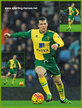 Jonathan HOWSON - Norwich City FC - League Appearances