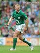Keith EARLS - Ireland (Rugby) - 2011 World Cup matches.