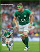 Jamie HEASLIP - Ireland (Rugby) - 2011 World Cup matches.