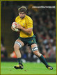 Ben McCALMAN - Australia - 2011 World Cup Games.