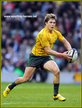 James O'CONNOR - Australia - 2011 World Cup Games.