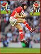Leigh HALFPENNY - Wales - International Rugby Caps for 2008 - 2013