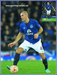 Darron GIBSON - Everton FC - Premiership Appearances