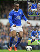 Victor ANICHEBE - Everton FC - Premiership Appearances