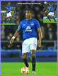 Sylvain DISTIN - Everton FC - Premiership Appearances