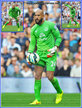 Tim HOWARD - Everton FC - Premiership Appearances
