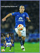 Leon OSMAN - Everton FC - Premiership Appearances
