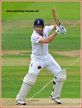 Jonathan TROTT - England - Test Record for England.