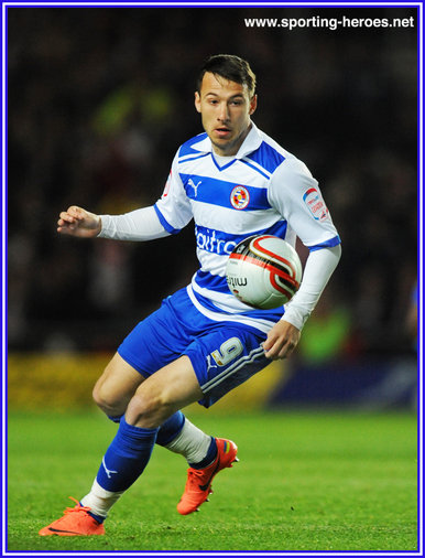 Adam Le FONDRE - Reading FC - League Appearances
