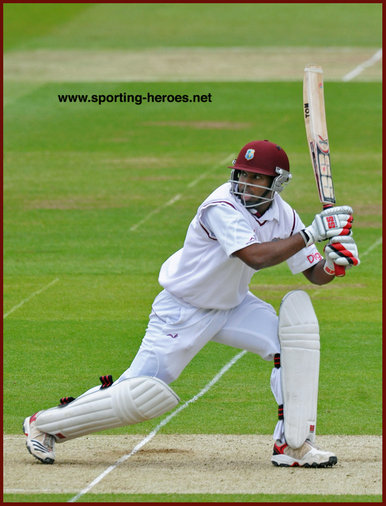 Adrian BARATH - West Indies - Test Record