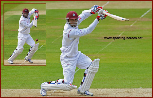 Marlon Samuels - West Indies - Test Record (Part 2) 2007-16