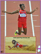 Brittney REESE - U.S.A. - 2012 Olympic Games Long Jump Gold. Silver in 2016