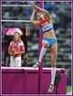 Anna CHICHEROVA - Russia - 2012 Olympics High Jump Champion.