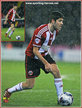 Ryan FLYNN - Sheffield United FC - League Appearances