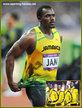 Nesta CARTER - Jamaica - World Record and Gold medal at 2012 Olympics.