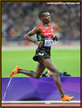Bedan Karoki MUCHIRI - Kenya - 10,000 metres fifth place at 2012 Olympics.