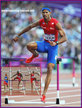 Javier CULSON - Puerto Rico - Bronze medal at 2012 Olympic Games.