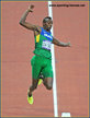 Mauro-Vinicius DA SILVA - Brazil - Seventh in the long jump at 2012 Olympics.
