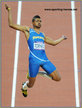Michel TORNEUS - Sweden - 2012: Olympic Games fourth in long jump & European bronze.