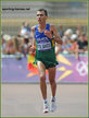 Marilson DOS SANTOS - Brasil - Olympic Games fifth place in 2012 Marathon.