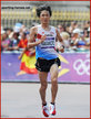 Kentaro NAKAMOTO - Japan - Sixth place in the Marathon at 2012 Olympics.