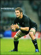 Richie McCAW - New Zealand - International caps for the All Blacks.