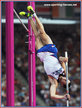 Jan KUDLICKA - Czech Republic - 2012 Olympic Games  pole vault final (8th).