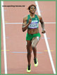 Blessing OKAGBARE - Nigeria - Olympic finalist 100 metres 2012.