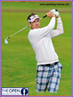 Ian POULTER - England - Ninth at 2012 Open golf championship.