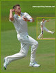 James PATTINSON - Australia - Cricket Test Record for Australia.