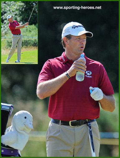 Retief Goosen - South Africa - Top ten finish for the twice Champion at the 2012.U.S. Open.