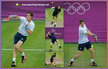 Andy MURRAY - Great Britain - Olympic Gold and first Grand Slam title.