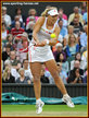 Angelique KERBER - Germany - Semi finalist at Wimbledon 2012.