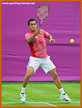 Nicolas ALMAGRO - Spain - Last sixteen at US Open in 2012.