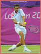 Marin CILIC - Serbia - Quarter finalist at 2012 US Open.