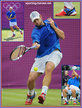 Andy RODDICK - U.S.A. - Finale to his career at 2012 US Open.