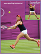 Laura ROBSON - Great Britain - Last sixteen at US Open and Olympic silver medal in 2012.