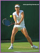 Varvara LEPCHENKO - U.S.A. - Last sixteen at 2012 French Open.