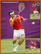 David FERRER - Spain - Semi finalist at 2012 French Open.