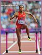 Lashinda DEMUS - U.S.A. - Silver medal at 2012 Olympic Games 400m hurdles.