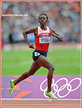 Francine NIYONSABA - Burundi - Sixth place at 2012 Olympic Games.