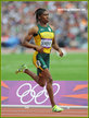 Caster SEMENYA - South Africa - Silver medal at 2012 Olympic Games. Gold in Rio 2016.