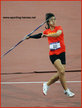 Lu HUIHUI - China - 5th place in the javelin at 2012 Olympic Games.