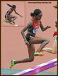 Milcah Chemos CHEYWA - Kenya - 4th at 2012 Olympic Games.