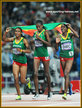 Etenesh DIRO - Ethiopia - 6th. place in 2012 Olympics.