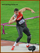 David STORL - Germany - Silver medal at 2012 Olympics.