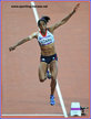 Yamile ALDAMA - Great Britain & N.I. - Fifth place at 2012 Olympic Games.